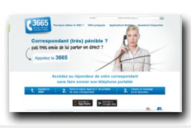 screenshot de www.3665.com