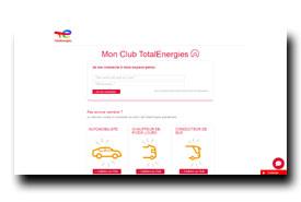 screenshot de Club.totalenergies.fr