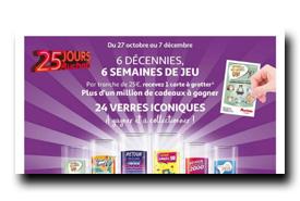avis sur Jeu.Auchan.fr/25jours2021