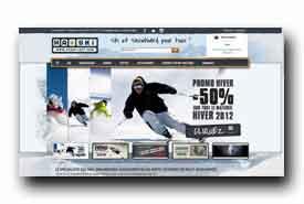 screenshot de www.achat-ski.com/fr/