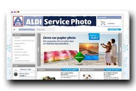 screenshot de www.aldifoto.be/fr/