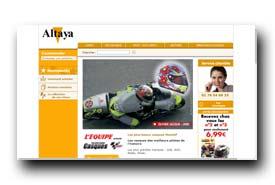 screenshot de www.altaya.fr/coleccionable/les-plus-beaux-casques-motogp.html