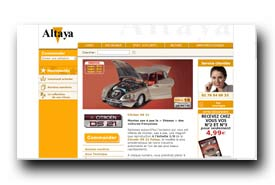 screenshot de www.altaya.fr/coleccionable/citroen-ds-21.html