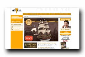 screenshot de www.altaya.fr/coleccionable/construisez-le-sovereign-of-the-seas.html