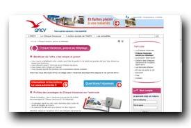 screenshot de particulier.ancv.com/Cheque-Vacances-passez-au-telepeage