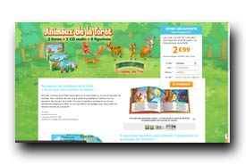screenshot de www.editionsatlas.fr/collection/animaux-de-la-foret/cerf-ecureuil.html