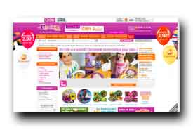 screenshot de www.annikids.com
