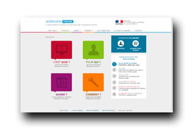 screenshot de www.admission-postbac.fr
