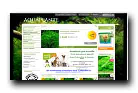 screenshot de www.aquaplante.fr
