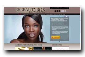 screenshot de www.bbeautybox.com