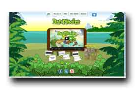 screenshot de www.badpiggies.com