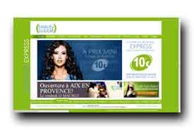 screenshot de www.beautybubble.fr