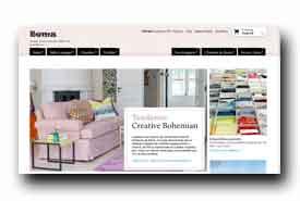 screenshot de www.bemz.fr