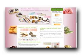 screenshot de www.editionsatlas.fr/collection/biscuits-et-petites-douceurs/60-fiches-recettes.html