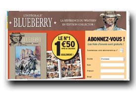 screenshot de www.collection-blueberry.com
