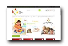 screenshot de www.bois-cadeaux.fr