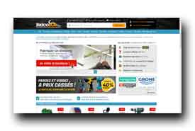 screenshot de www.bricozor.com
