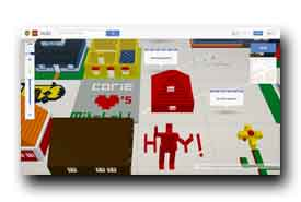 screenshot de www.buildwithchrome.com