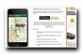 screenshot de www.carbeo.com/index.php/mobile