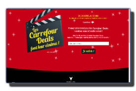 screenshot de www.carrefourdeals.carrefour.fr