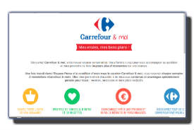 screenshot de www.carrefouretmoi.fr