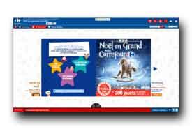 screenshot de carrefour.webalogues.fr/1012Noel_Hyper