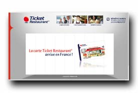 screenshot de www.carte-ticket-restaurant.fr