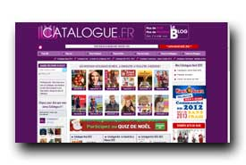 screenshot de www.catalogue.fr