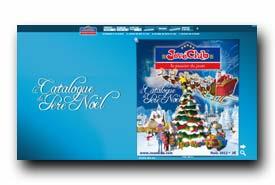 screenshot de catalogue.joueclub.fr/appli.html