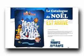 screenshot de www.king-jouet.com/pages/catalogue-jouets/noel-2012/catalogue_noel_2012.htm