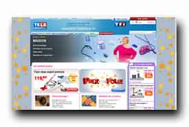 screenshot de catalogue.teleshopping.fr/commandedirecte