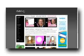 screenshot de www.clubdud.com