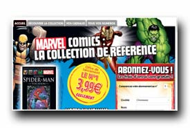 screenshot de www.collection-comics.com