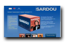 screenshot de www.collectionsardou.com