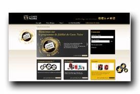 screenshot de www.collectionnez-les-etoiles.cartenoire.fr
