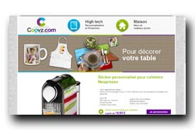 screenshot de www.coovz.com/sticker_cafetiere.php