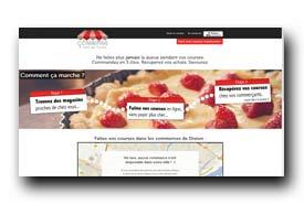 screenshot de www.cotelettes-tarteauxfraises.com