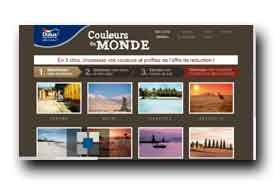 screenshot de www.couleurs-du-monde.com