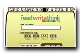 screenshot de www.readwritethink.org/files/resources/interactives/crossword/