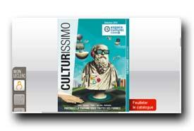 screenshot de www.culturissimo.fr