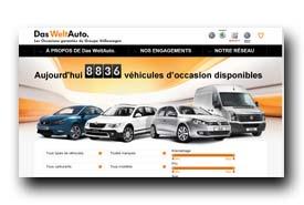 screenshot de www.dasweltauto.fr