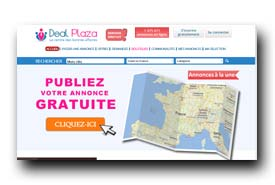 screenshot de www.dealplaza.fr