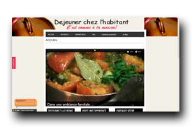 screenshot de dejeunerchezlhabitant.com
