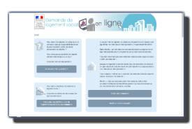 screenshot de www.demande-logement-social.gouv.fr