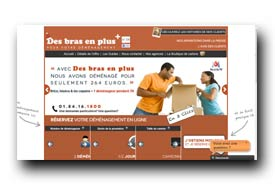 screenshot de www.desbrasenplus.com