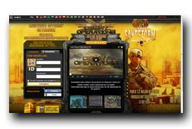 screenshot de www.desert-operations.fr