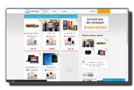 screenshot de www.dexterity.fr