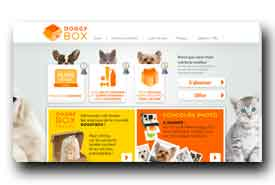 screenshot de www.doggy-box.fr