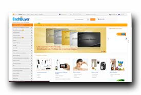screenshot de fr.eachbuyer.com