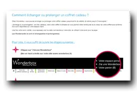 screenshot de www.wonderbox.fr/echange-et-prolongation.html
